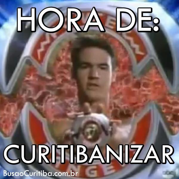 Hora de Curitibanizar