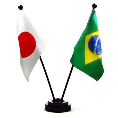 Curitibanos cantando na TV do Japão