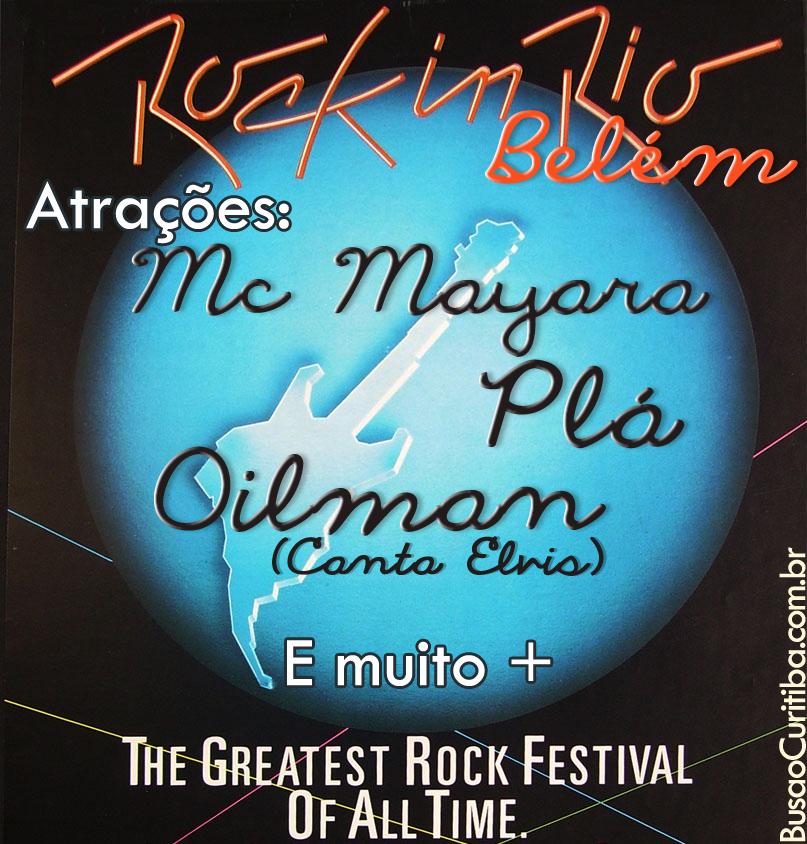 Rock in Rio Belém
