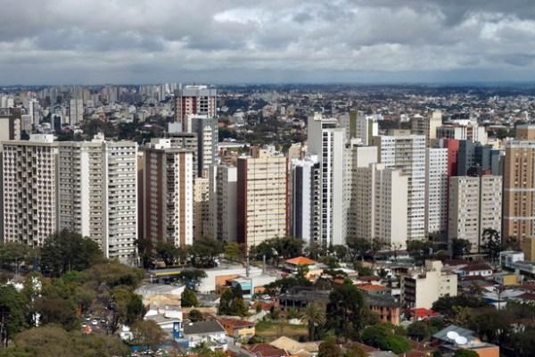 Melhores e Piores bairros de Curitiba
