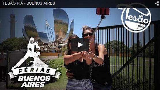 TESÃO PIÁ - BUENOS AIRES