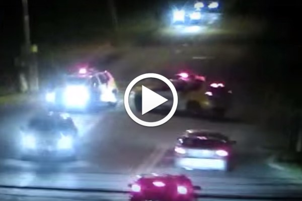 Perseguição policial - Bairro Alto, Curitiba