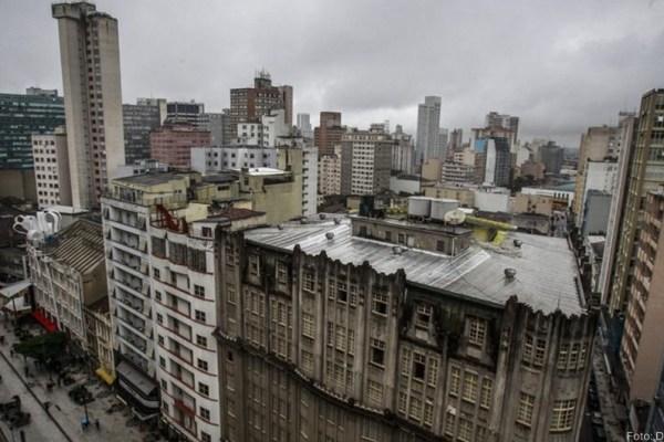 Curitiba é a capital brasileira em que o sol menos aparece