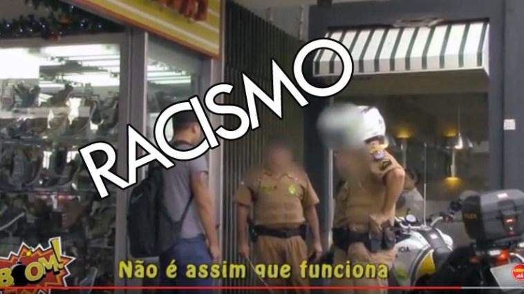 RACISMO - Teste Social - Pegadinha