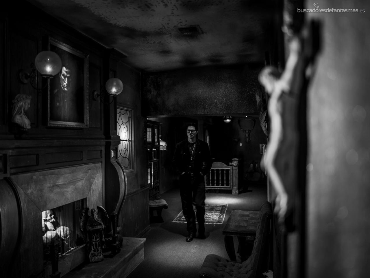 Museo del terror Zak Bagans Deadly Possessions
