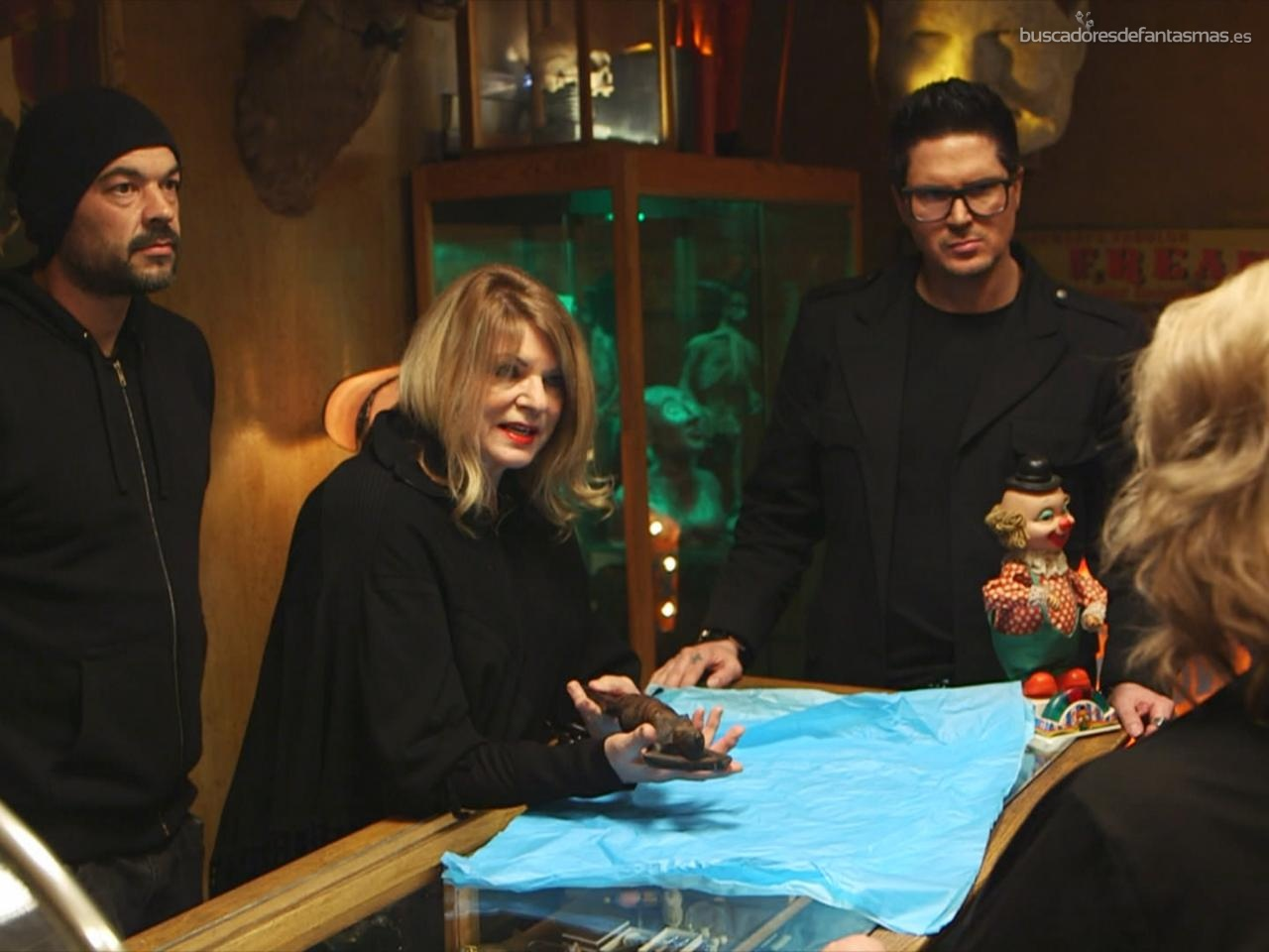 Posesiones infernales de Zak Bagans (Deadly Possessions) (1)