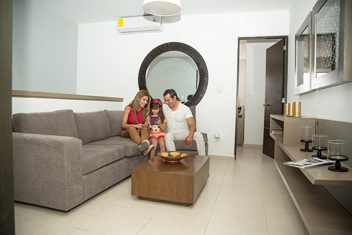 Casas en Apodaca - Sala - Capellanía Residencial