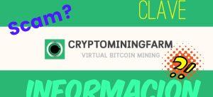 Lee más sobre el artículo CryptoMiningFarm Información MUY Importante