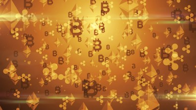 Cryptocurrency blockchain, originally block chain, is a continuously growing list of records, called blocks, which are linked and secured using cryptography