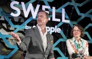 Lee más sobre el artículo Swell 2018: el informe encuentra que el punto de inflexión para la adopción masiva de blockchain está cerca