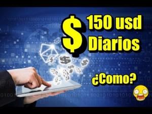 Lee más sobre el artículo 150 USD diarios desde mi computadora