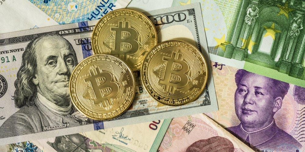 En este momento estás viendo En una guerra de divisas bitcoin saldría vencedor