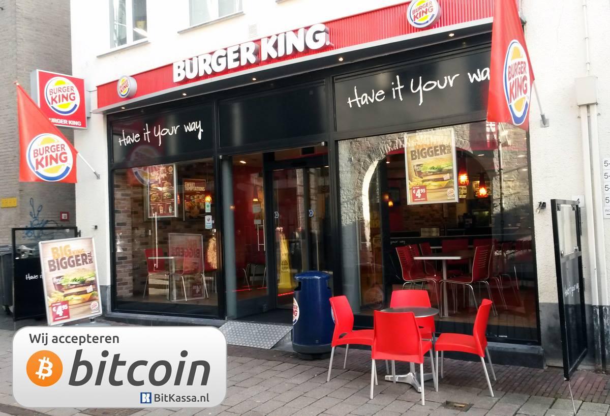 En este momento estás viendo Burger King está aceptando bitcoin