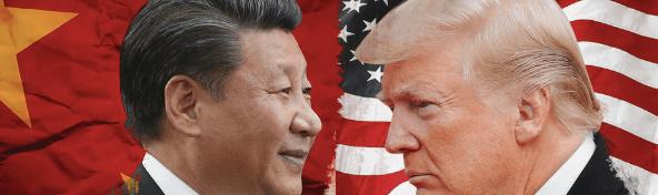 En este momento estás viendo La guerra comercial de Trump podría estar impulsando a los inversores chinos a Bitcoin
