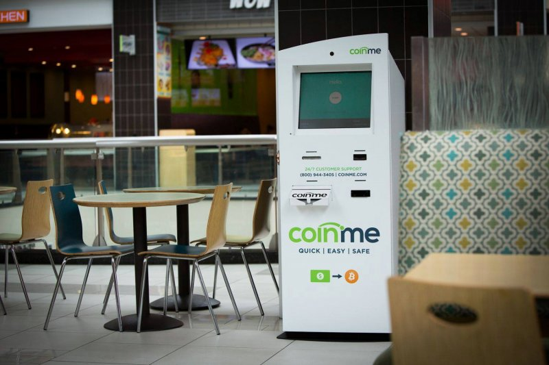 En este momento estás viendo La mayor red de cajeros automáticos de Bitcoin Coinme recauda nuevos fondos de Xpring de Ripple