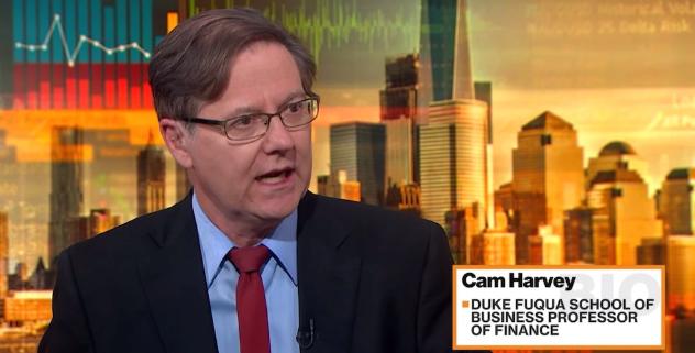 En este momento estás viendo 'Código rojo': el profesor de Duke que descubrió la advertencia de recesión de la curva de rendimiento dice que es hora de comenzar a prepararse para otra recesión