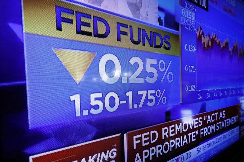 En este momento estás viendo La Fed reduce las tasas por tercera vez a medida que la economía de EE. UU. Se desacelera