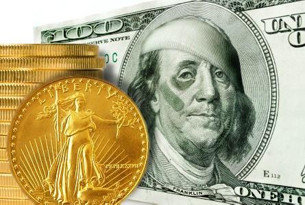 En este momento estás viendo El 30% de los estadounidenses cree que el dólar estadounidense está respaldado por oro