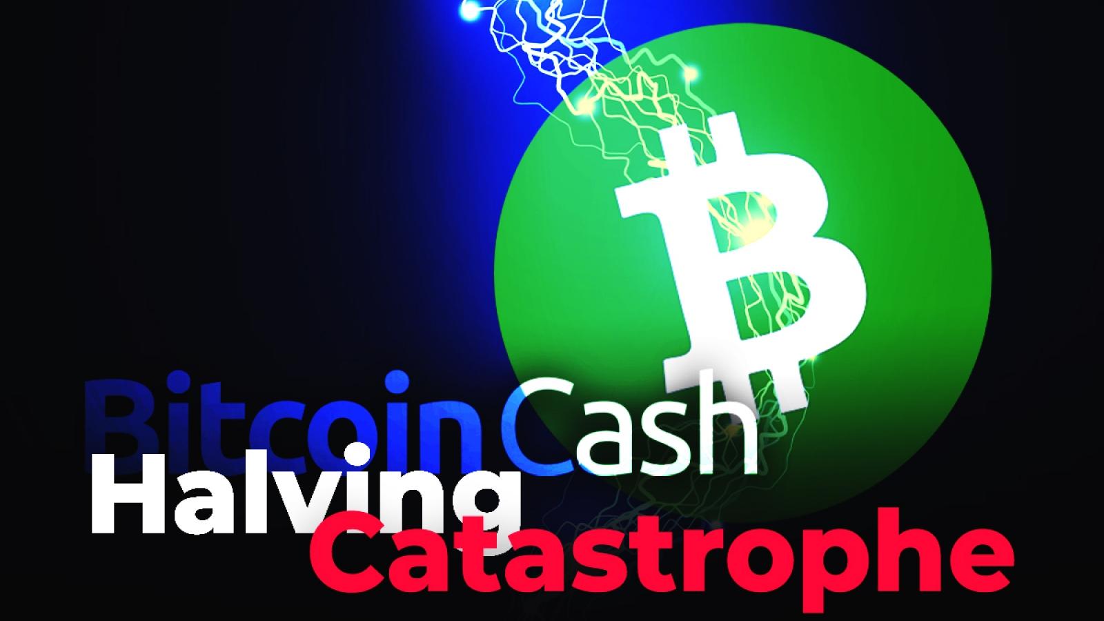 En este momento estás viendo HALVING DE BITCOIN CASH (BCH) SERÁ «CATASTRÓFICA»