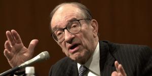 Lee más sobre el artículo El ex presidente de la Fed, Alan Greenspan, no espera que llegue una recesión pronto