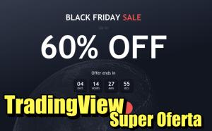 Lee más sobre el artículo 60% en TradingView PRO (BackFriday)