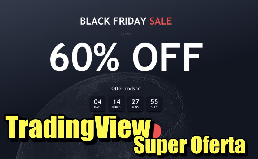 En este momento estás viendo 60% en TradingView PRO (BackFriday)