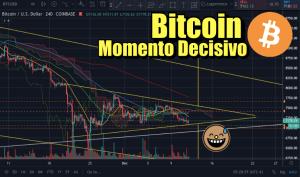Lee más sobre el artículo Bitcoin en un Momento Decisivo !!!