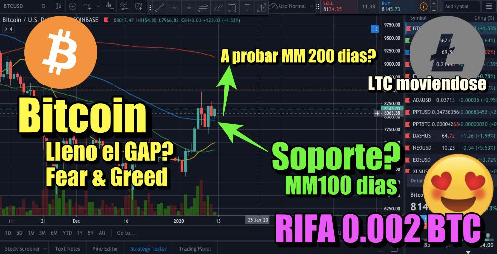 En este momento estás viendo Rifa 0.002BTC + Noticias Crypto + Bitcoin sube o baja?