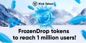 Lee más sobre el artículo ¡FrozenDrop tokens para llegar a 1 millón de usuarios!