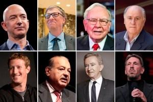 Lee más sobre el artículo Los estadounidenses más ricos están dispuestos a heredar la friolera de $ 764 mil millones en 2020, y apenas pagarán impuestos por ello.