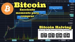 Lee más sobre el artículo Bitcoin excelente momento para comprar Bitcoin Halving