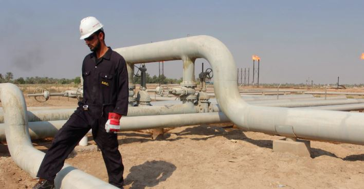 En este momento estás viendo Iraq planea unirse a la guerra mundial del petróleo con precios que ya están cerca de mínimos de 18 años
