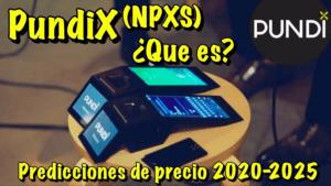 Lee más sobre el artículo Pundi X (NPXS) Que es y prediccion de precios 2020, 2025