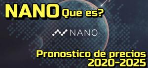 Lee más sobre el artículo Nano que es? Predicciones de precio 2020-2025… Me conviene Invertir?