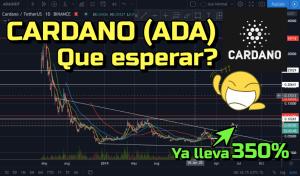 Lee más sobre el artículo ADA Cardano 350% desde Marzo…. Que podemos esperar en el futuro??