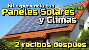Lee más sobre el artículo Mi experiencia con Paneles Solares y Climas en 2020 en Mexico (2 meses despues) !!