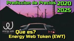 Lee más sobre el artículo Energy Token Web (EWT) Que es??  Predicciones de precio 2020-2025… Me conviene invertir??