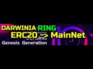 Lee más sobre el artículo Como pasar los RING de ETH erc20 a la red principal de Darwinia !!!