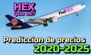 Lee más sobre el artículo HEX Que es?? Prediccion de precios 2020-2025… Me conviene invertir?