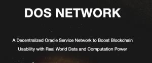 Lee más sobre el artículo DOS Network el unico Oraculo con Mainnet propia funcional y Staking!!