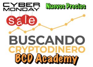 Lee más sobre el artículo BCD Academy CyberMonday y nuevos precios !!!