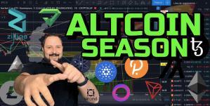 Lee más sobre el artículo 😱 ALTCOIN SEASON ☞COMENZANDO☜ 🤯 + 13 Altcoins !!!
