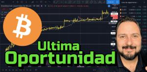 Lee más sobre el artículo Bitcoin ⏳ «Ultima Oportunidad» + 10 altcoins !!! 🤫