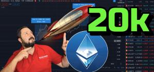 Lee más sobre el artículo Ethereum a 20,000 🚀🤑 ???? + 15 Altcoins !!