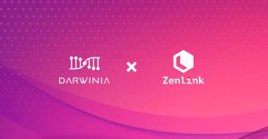 Lee más sobre el artículo Zenlink y Darwinia llegaron a una asociación estratégica para expandir de manera colaborativa las transacciones de activos entre cadenas