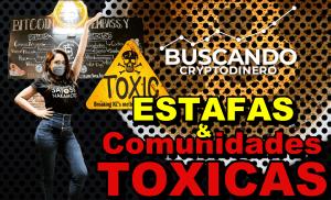 Lee más sobre el artículo ⛔️Estafas y Comunidades «TOXICAS» ☠️ con LoreBitcoin: Cafe y Crypto #cryptogirlpower