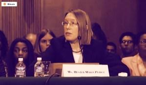 Lee más sobre el artículo Prohibición del gobierno sobre Bitcoin sería 'tonta': Hester Peirce de la SEC