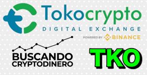 Lee más sobre el artículo Tokocrypto «TKO» Que es?? 🔥 ☞Predicción de PRECIOS 🤑 2021 2026 ☜    Me CONVIENE invertir 💰??