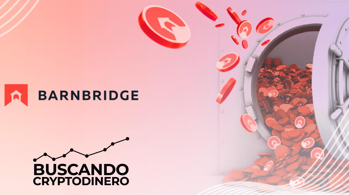 En este momento estás viendo BarnBridge «BOND» Que es? 🔥 ☞Predicción de PRECIOS 🤑 2021-2026 ☜    Me CONVIENE invertir 💰??