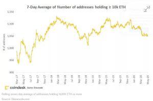 Lee más sobre el artículo Muchas ballenas de ETH podrían irse para Bitcoin: datos